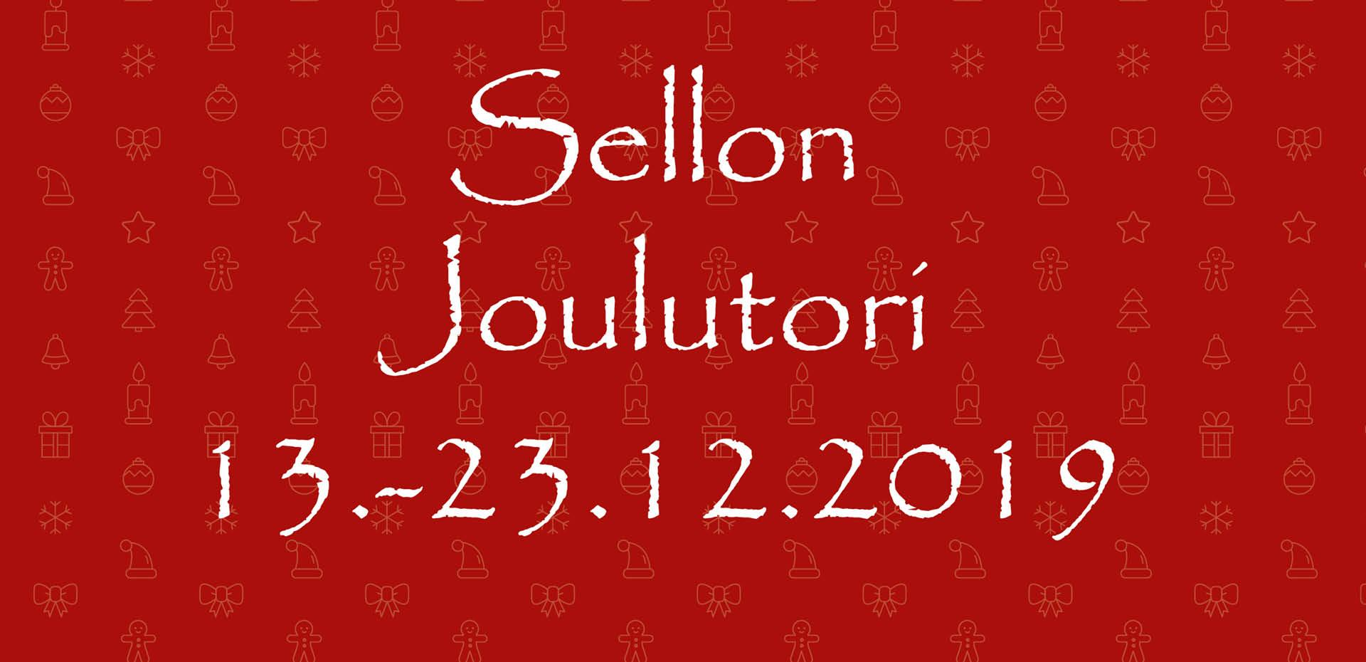 Sellon Joulutori 13.-23.12.